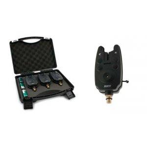 Набор 3 сигнализатора клёва Akara Carp Master