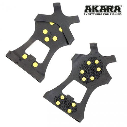 Накладка ANPKR7 на обувь c шипами (2шт.)