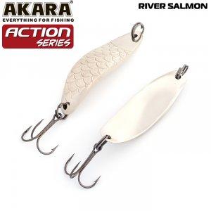Блесна колебалка Akara Action Series River Trout
