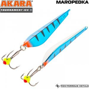 Блесна зимняя Akara Maropedka (Маропедка) Tournament Ice 45