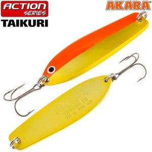 Блесна колебалка Akara Action Series Taikuri