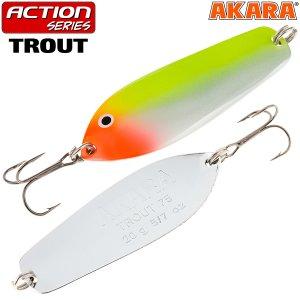 Блесна колебалка Akara Action Series Trout