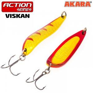 Блесна колебалка Akara Action Series Viskan