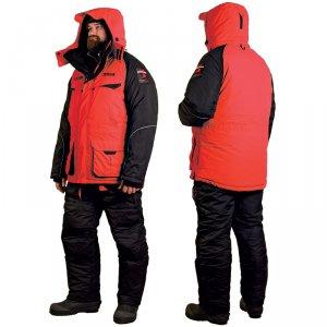 Костюм зимний Alaskan NewPolarM красный/черный