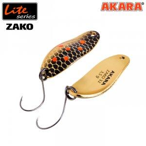 Блесна колебалка Akara Lite Series Zako
