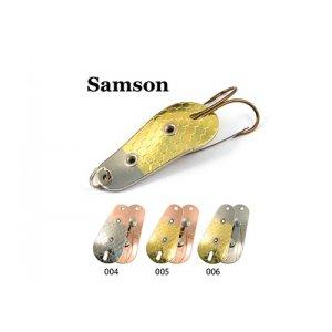 Блесна колебалка незацепляйка Akara - Samson