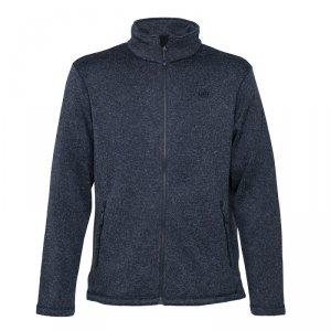 Куртка FHM флисовая Bump синяя