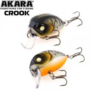 Воблер Akara Crook 35F