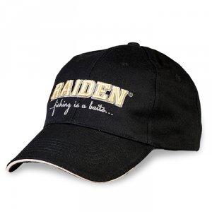 Кепка-бейсболка Raiden Classic черная