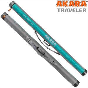 Чехол-тубус Akara Traveler усиленный 160 см диаметр 110 мм