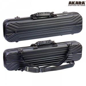 Чехол-кейс Akara пластик жесткий 12х20х80 см
