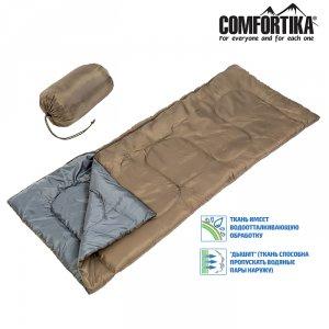 Спальник Comfortika Simple SO150 180x73 см +10C/+25C одеяло