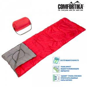 Спальник Comfortika Simple SO2 200x75 см +5C/+20C одеяло