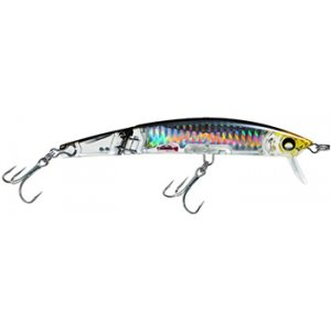 Воблер Yo-Zuri Crystal 3D Minnow Jointed 130F