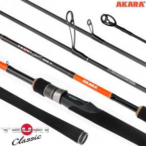 Спиннинг штекерный угольный 2 колена Akara Teuri Classic H TX-30 (21-56)