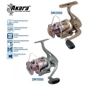 Катушка безынерционная Akara DM 7000