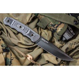 Нож Echo Черный AUS8