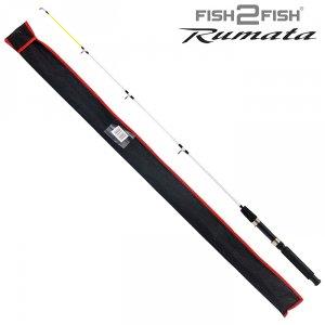 Спиннинг одночастный Fish 2 Fish Rumata (50-100)