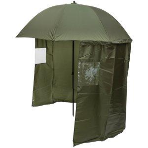 Зонт Fish2Fish Rain Stop UA-7 250 с полуюбкой и чехлом