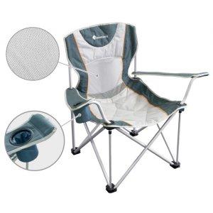 Кресло TAGRIDER FC-7260002 со спинкой с подлокотником