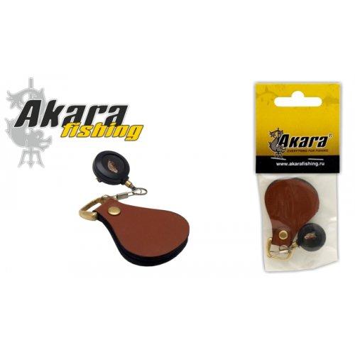 Распрямитель подлеска Akara Leather Leader Straightener 7416 с ритривером