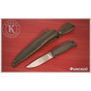 Нож Финский (эластрон) Z90
