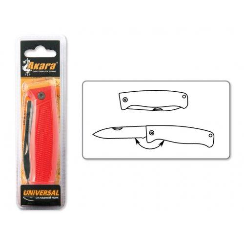 Нож Akara Universal FK109 6,5 см складной