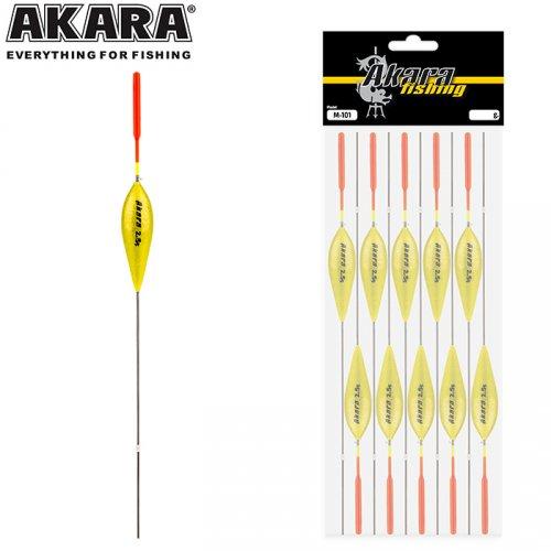 Поплавок Akara EVA M-101