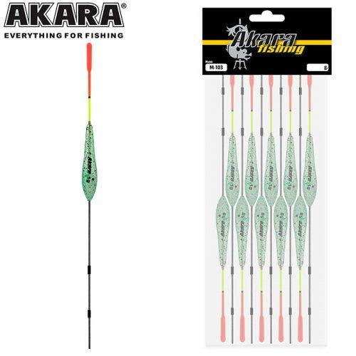 Поплавок Akara EVA M-103