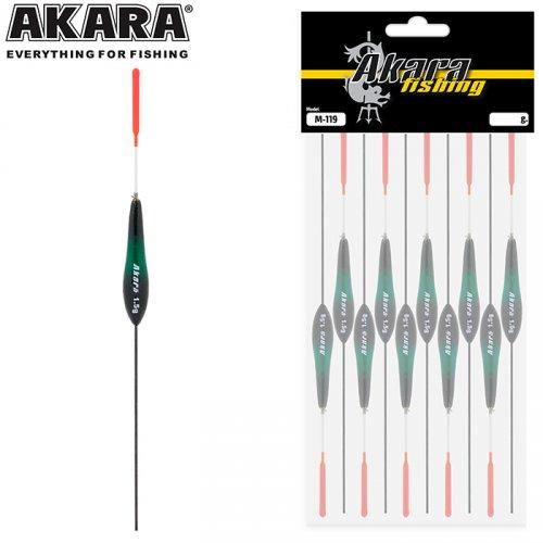 Поплавок Akara EVA M-119