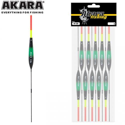 Поплавок Akara EVA M-120
