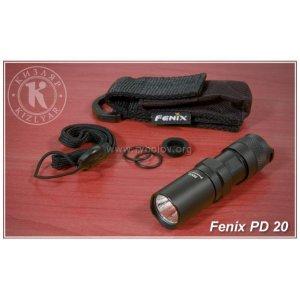Фонарь Fenix PD 20