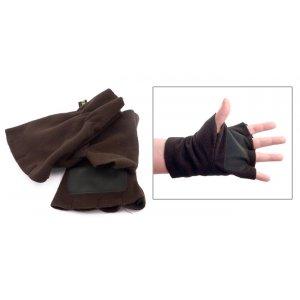 Перчатки флис Tagrider 2010 флис без пальцев