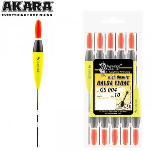 Поплавок Akara бальса GS004