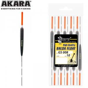 Поплавок Akara бальса GS008