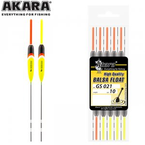 Поплавок Akara бальса GS021