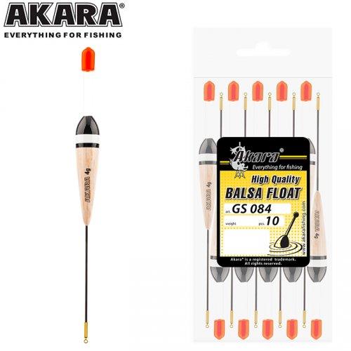 Поплавок Akara бальса GS084