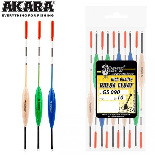 Поплавок Akara бальса GS090