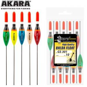 Поплавок Akara бальса GS301