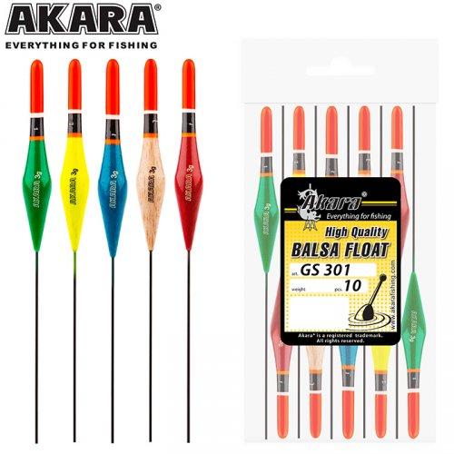 Поплавок Akara бальса GS303