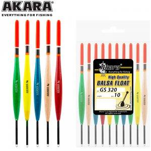 Поплавок Akara бальса GS320