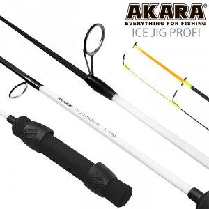Удочка зимняя Akara Ice Jig Profi 28г 55 см