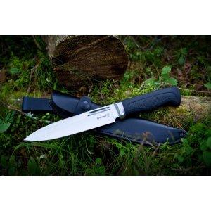 Нож Иртыш-2 (полированный эластрон)