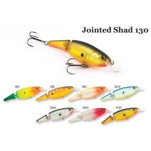 Воблер RAIDEN Jointed Shad 130