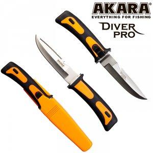 Нож Akara Diver Pro 23 см