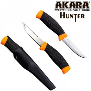 Нож Akara Stainless Steel Hunter 21 см