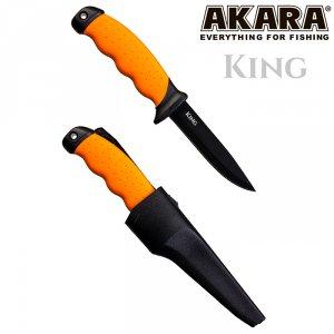Нож Akara Stainless Steel King 22 см