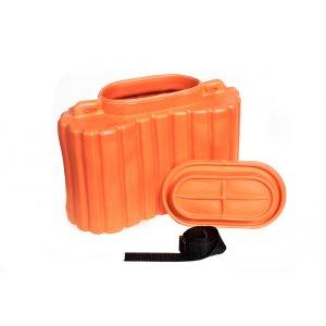 Кан Профессионал 7,5 литров оранжевый
