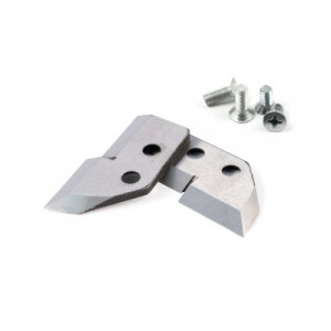 Ножи для ледобура 4 мм ступенчатые 130 мм (2 шт.)