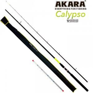Пикер штекерный угольный 2 колена Akara L17032 Calypso TX-20